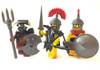 Limited Edition BrickWarriors Odyssey Warrior Minifigure Accessories