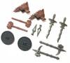 BrickWarriors Barbarian Warrior Minifigure Accessories
