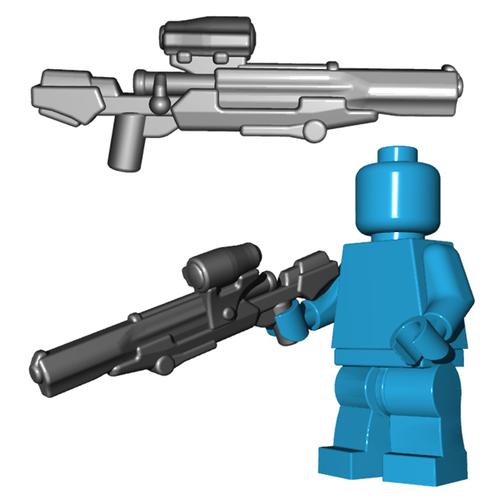 Minifigure Gun - Resistance Sniper