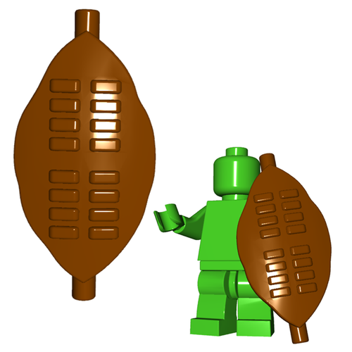 Minifigure Shield - Hide Shield
