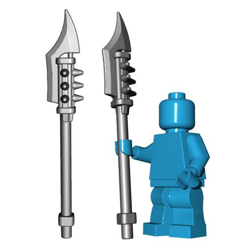 Minifigure Weapon - Ogre Warclub