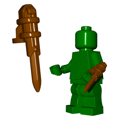Minifigure Weapon - Hidden Blade