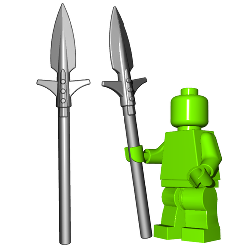 Minifigure Weapon - Boar Spear
