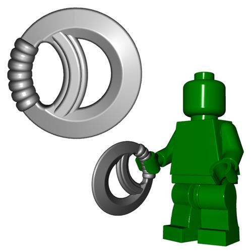 Minifigure Weapon - Chakram