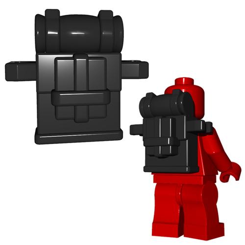 Minifigure Accessory - British Knapsack