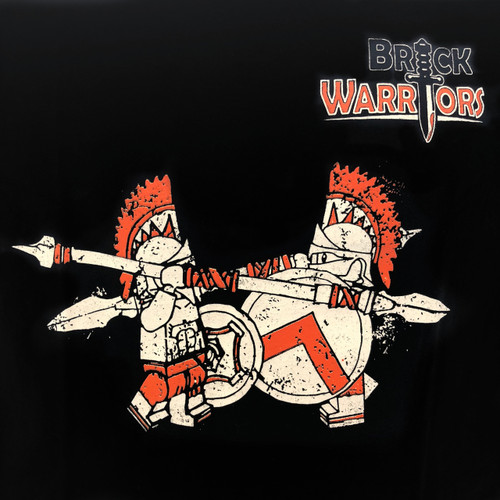 Sparring Spartan T-shirt