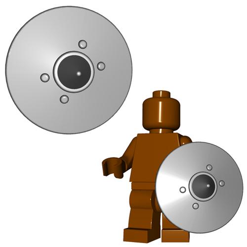 Minifigure Shield - Thrall Shield