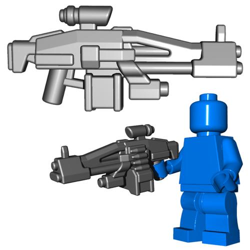 Minifigure Gun - Bullet Factory