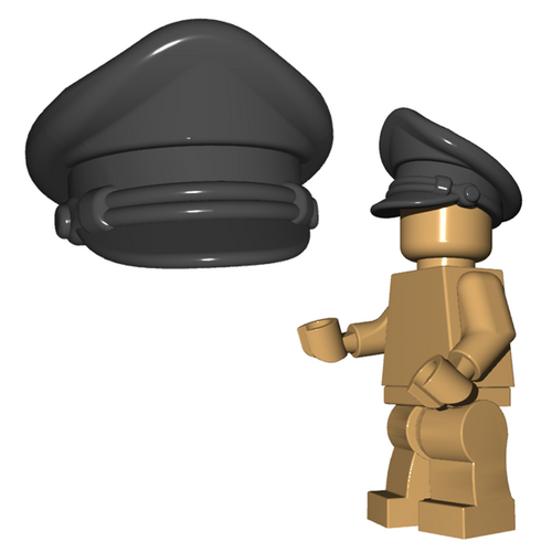 Minifigure Hat - Crusher Cap