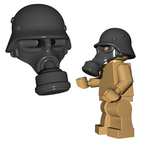 German Gas Mask