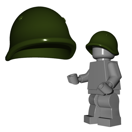 Minifigure Helmet - Italian Helmet