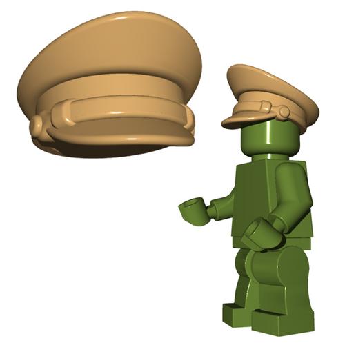 Minifigure Hat - Officer Hat