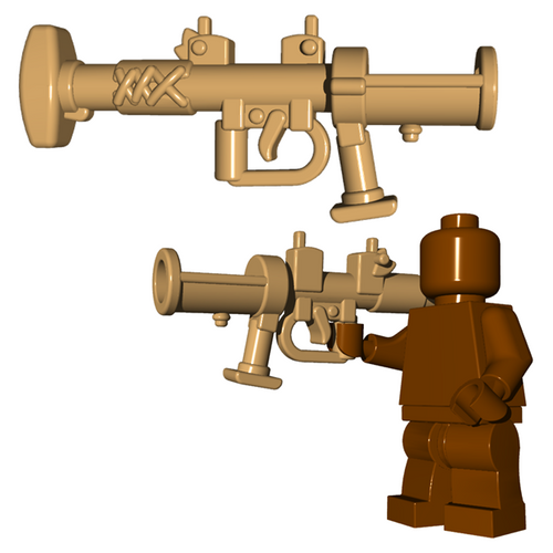 Custom LEGO® Explosive - British Rocket Launcher