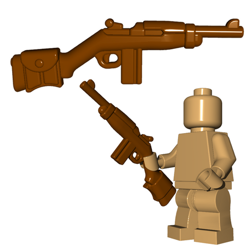 Minifigure Weapon - US Carbine