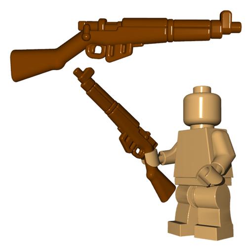 Minifigure Gun - British Rifle