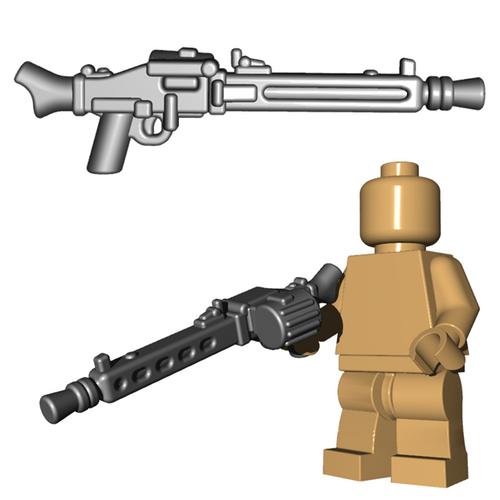 Minifigure Gun - Hitler's Buzzsaw
