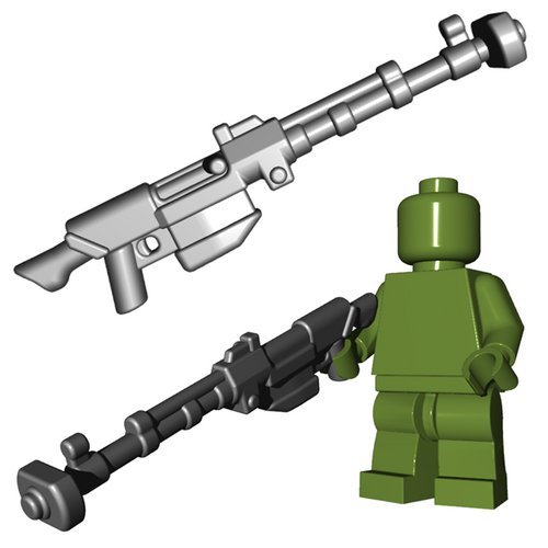 Custom LEGO® Weapon - Anti Tank Rifle