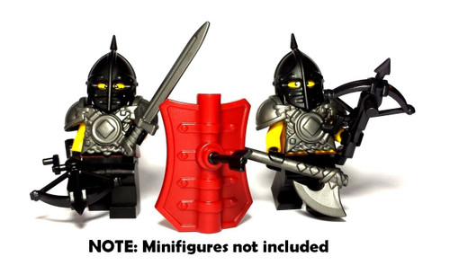 BrickWarriors Crossbowman Minifigure Accessories