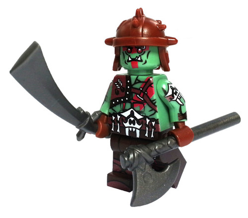 Custom LEGO® Minifigure - Orc