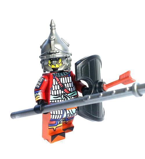 Custom LEGO® Minifigure - Mamluk