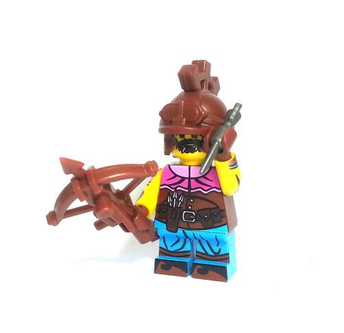 Custom LEGO® Minifigure - Gnomish Inventor