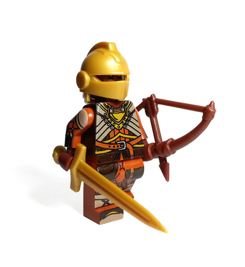 Custom LEGO® Minifigure - Hunter