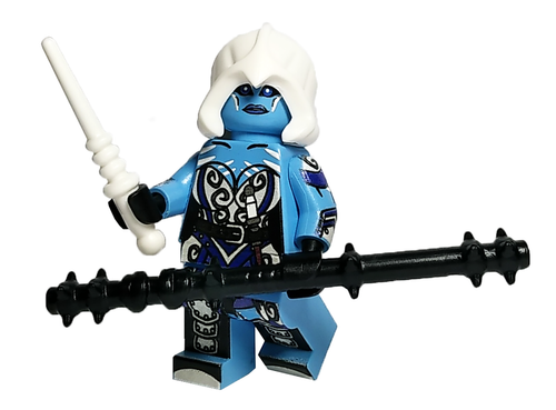 Custom LEGO® Minifigure - Ice Witch