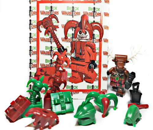Ultimate Gift Box - Custom LEGO®  Accessories