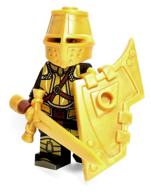 Custom LEGO® Minifigure - Fallen Paladin