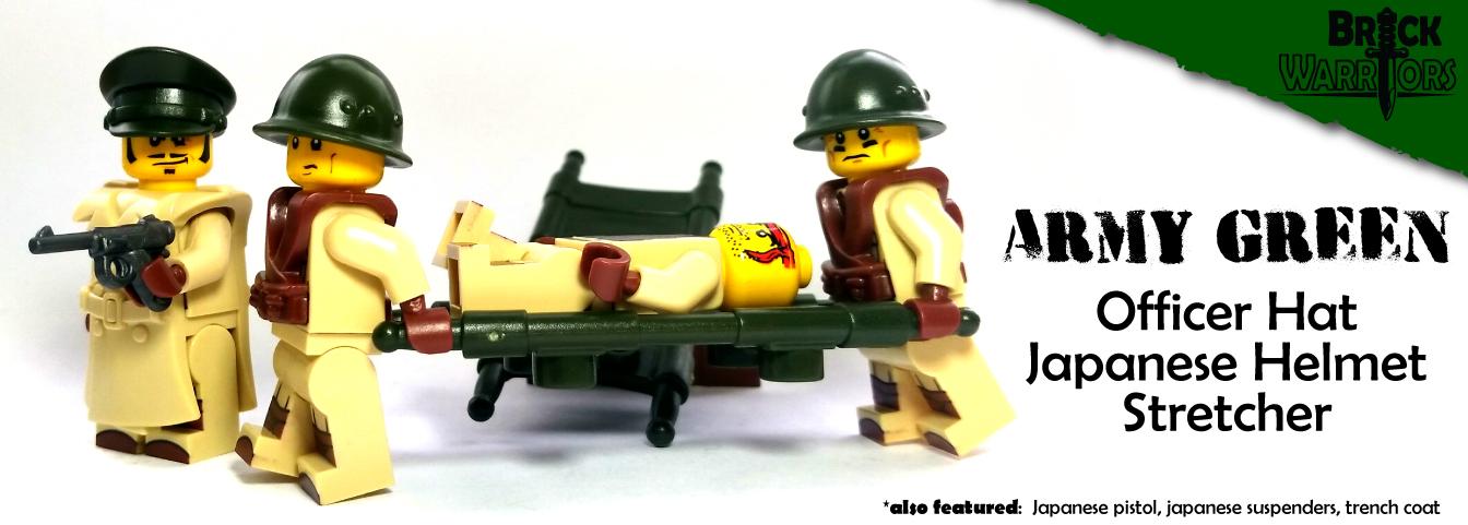 Custom LEGO Accessories Release!