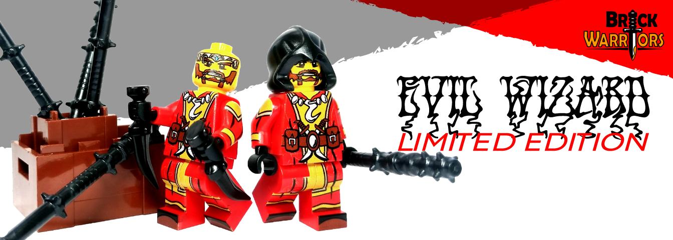 Custom Printed LEGO Minifigure