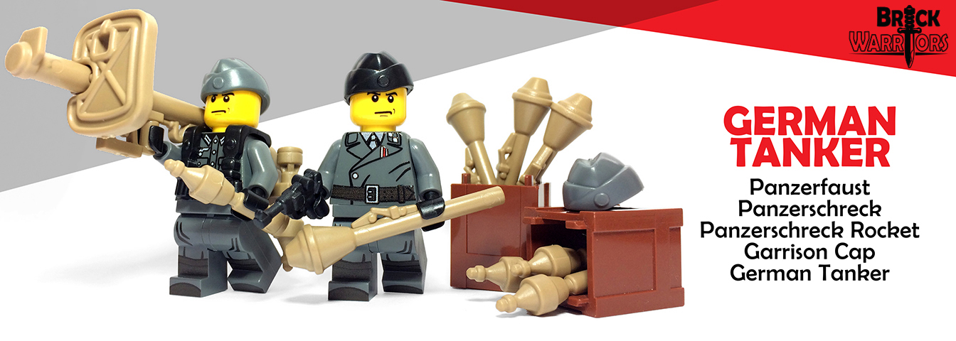 Custom LEGO Weapons