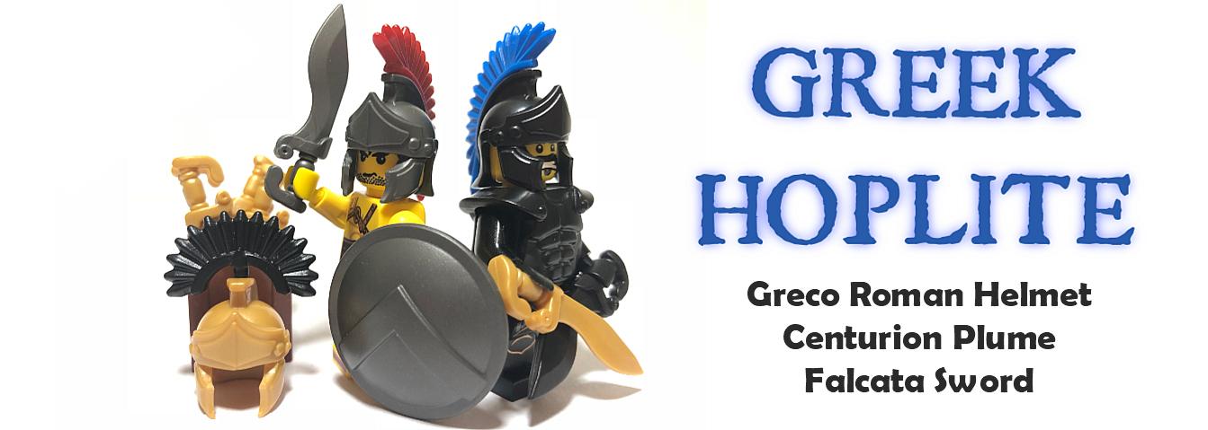 Custom LEGO Weapons