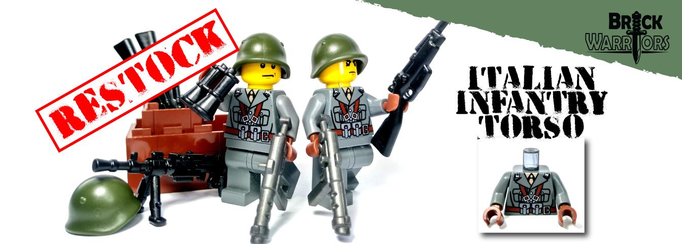 Custom Printed LEGO Minifigures