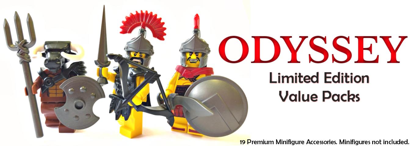Custom LEGO Accessories