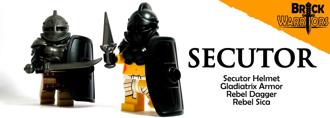 Custom LEGO Accessory Release