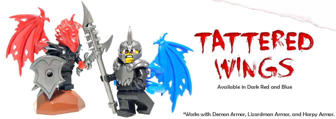 Custom LEGO Accessory