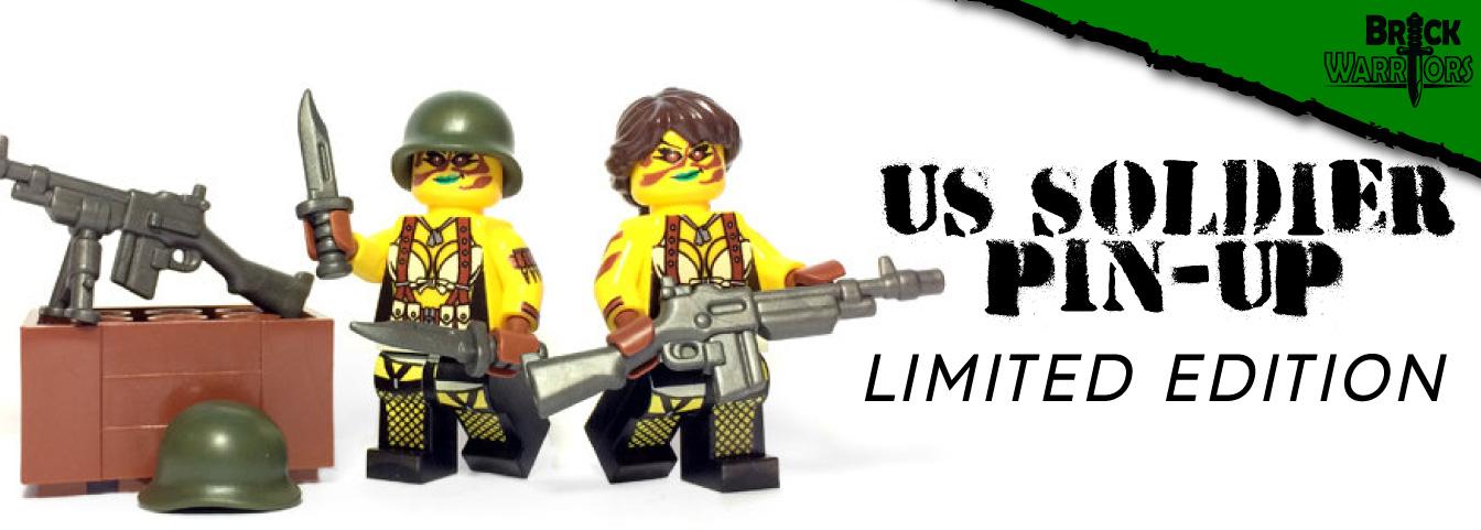 Limited Edition Custom LEGO Minifigure