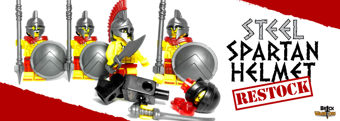 Custom LEGO Armor