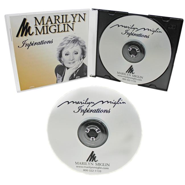 Marilyn Miglin Inspirations CD