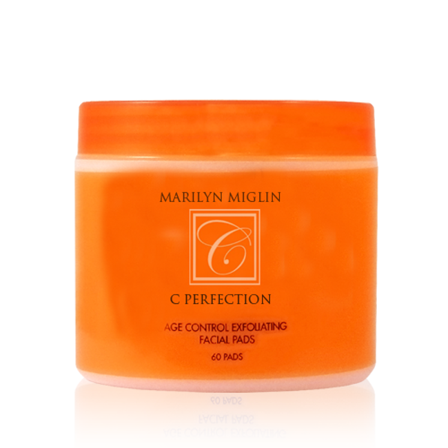 C Perfection Age Control Exfoliating Facial Pads