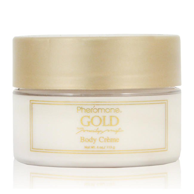 Pheromone Gold Body Creme 4 oz