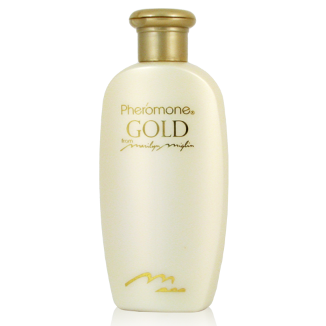 Pheromone Gold Body Lotion 8 oz