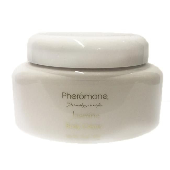 Pheromone Jasmine Body Creme 16 oz