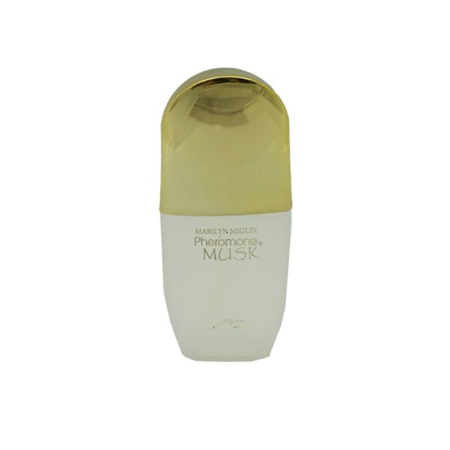 Pheromone Musk Eau De Parfum 1 oz Spray- Short Classic Bottle
