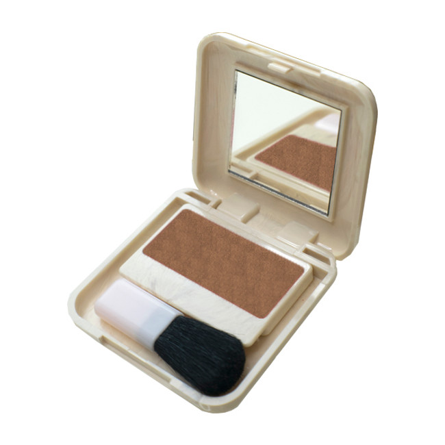 Blush Compact .25 oz - Sepia Glaze