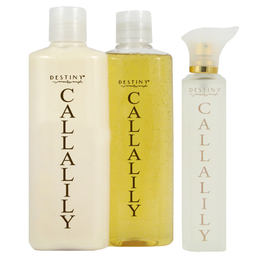 """Destiny Callalily """"A Blooming Success"""" Gift Collection"""