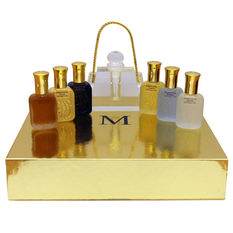 Pheromone Perfume Collectibles Gift Set