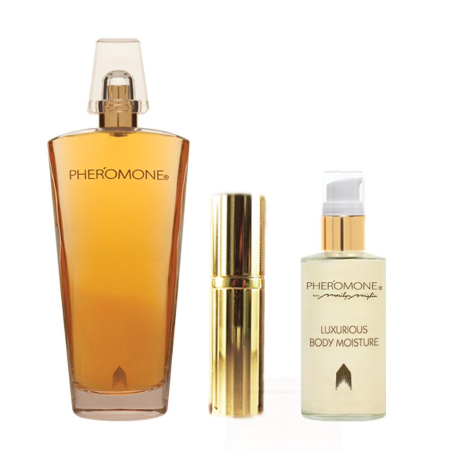 "Pheromone ""Allure"" Gift Set"