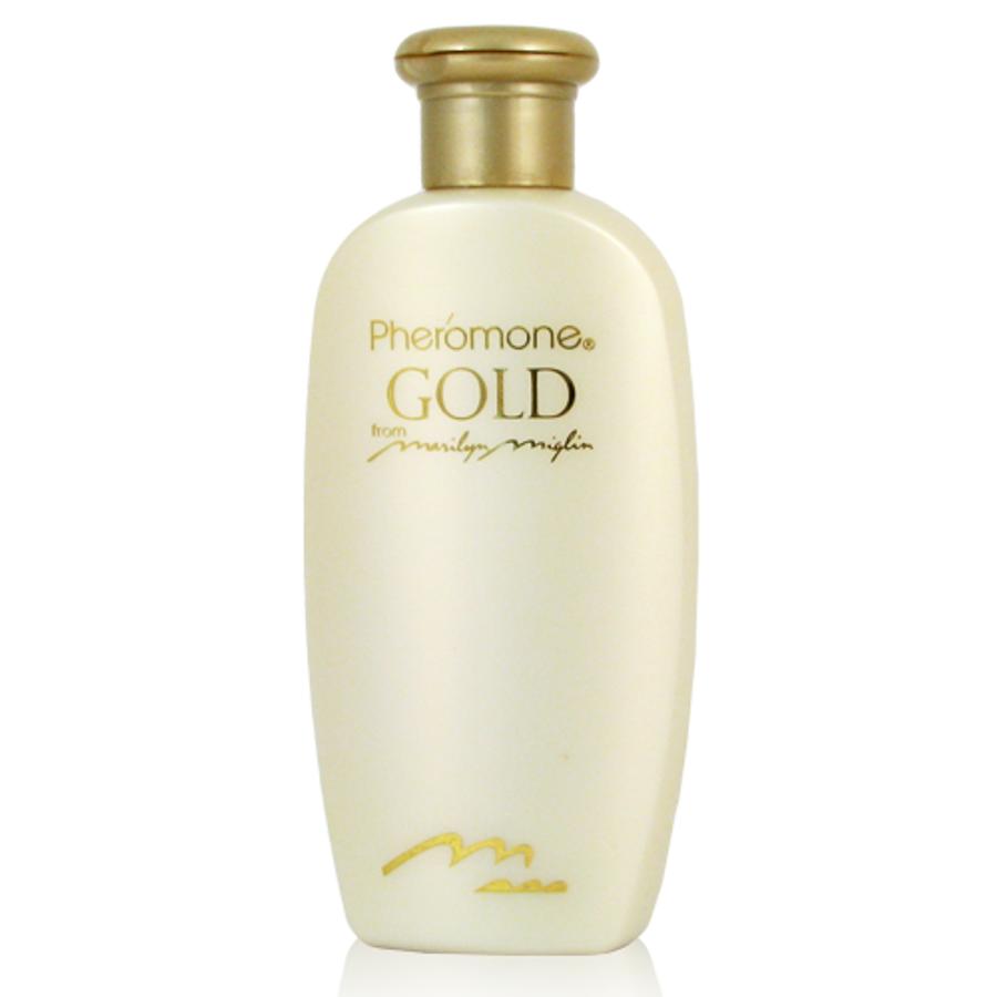 Pheromone Gold Body Lotion 8 oz.